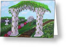 Peacefull Path Greeting Card