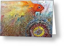 Peace,love,light  Greeting Card