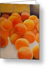 Peaches Greeting Card