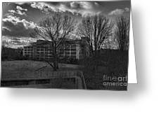 Pearson Education Building Greeting Card