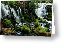 Pearsony Falls Greeting Card