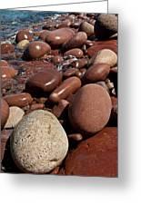 Pebble Beach Greeting Card