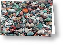 Pebbles Greeting Card