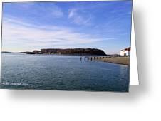 Peddocks Island Greeting Card