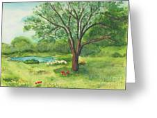 Pedro's Tree Greeting Card