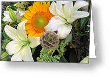 Peeking Out Greeting Card