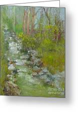 Peekskill Hollow Creek Greeting Card