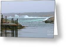 Peggys Cove 6022 Greeting Card