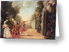 Pehr Hillestrom, Arsene Greeting Card