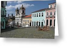 Pelourinho 1 Greeting Card