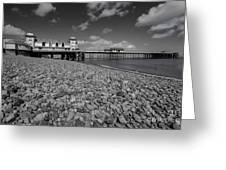 Penarth Pier 1 Greeting Card