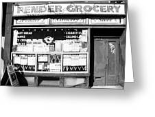Pender Convenience Greeting Card