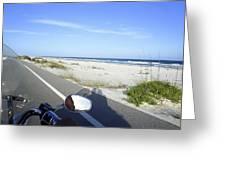 Pensacola Ride Greeting Card