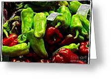 Pepper Pot Greeting Card