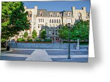 Perelman Quadrangle - University Of Pennsylvania Greeting Card