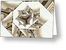 Perforated  Greeting Card