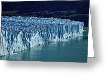 Perito Moreno Glacier #2 - Patagonia Greeting Card