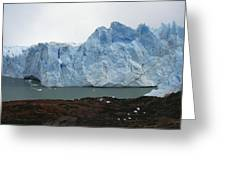 Perito Moreno Greeting Card