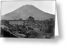 Peru: Earthquake Greeting Card