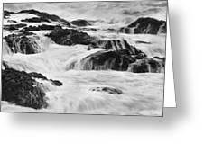 Pescadero Sb 8540 Greeting Card