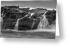Pescadero Sb 8676 Greeting Card