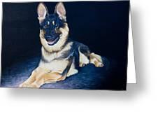 Pet Commission-shaka Greeting Card