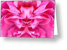 Petal Fantasy Greeting Card