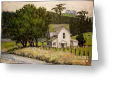 Petaluma Farmhouse Greeting Card