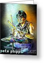 Pete Phipps Greeting Card