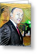 Peter Kenneth  Greeting Card
