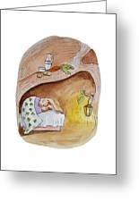 Peter Rabbit  Greeting Card