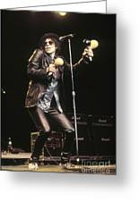 Peter Wolf Greeting Card