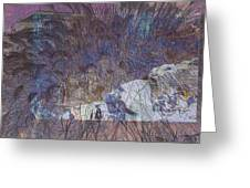 Petroglyphs 4 Greeting Card