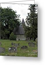 Pewsey Parish Council Cemetary Greeting Card