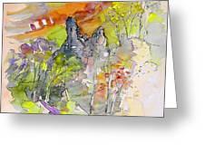 Peyrehorade 04 Greeting Card