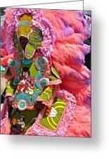 Phenomenal In Pink Greeting Card