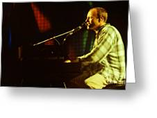Phil Collins-0852 Greeting Card