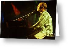 Phil Collins-0854 Greeting Card