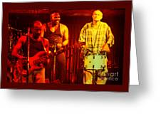 Phil Collins-0891 Greeting Card