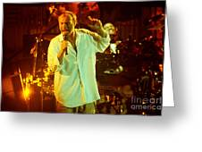 Phil Collins-0903 Greeting Card