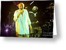 Phil Collins-0904 Greeting Card
