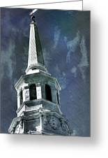 Philadelphia Christ Church Greeting Card