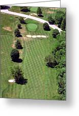 Philadelphia Cricket Club St Martins Golf Course 3rd Hole 415 West Willow Grove Ave Phila Pa 19118 Greeting Card
