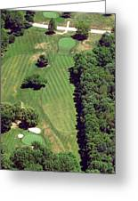 Philadelphia Cricket Club St Martins Golf Course 6th Hole 415 West Willow Grove Ave Phila Pa 191118 Greeting Card