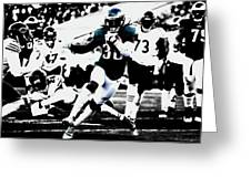 Philadelphia Eagles 5b Greeting Card