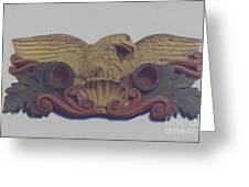 Philadelphia Fire Dept. Emblem Greeting Card