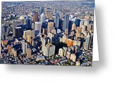 Philadelphia Rittenhouse Squarea 0471 Greeting Card by Duncan Pearson
