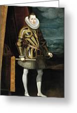 Philip IIi Greeting Card