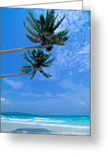 Philippines, Boracay Isla Greeting Card