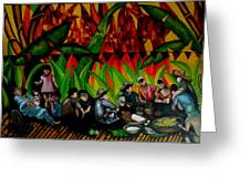 Philippines fiesta greeting card for sale by glory fraulein wolfe philippines fiesta greeting card m4hsunfo